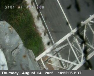 TV308 -- US-101 : At Alemany Bl