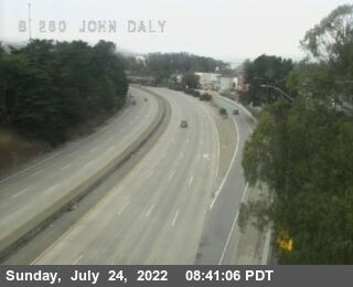TV327 -- I-280 : John Daly Blvd