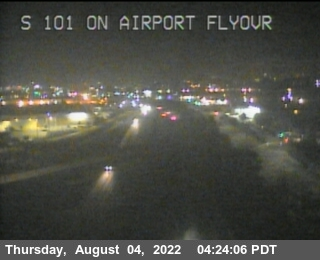 TV401 -- US-101 : On Airport Flyover Structure