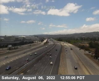 TV409 -- US-101 : San Bruno Avenue