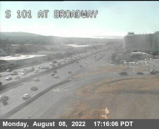 TV414 -- US-101 : N101 at Broadway