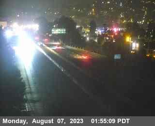 TV503 -- I-80 : Carlson Blvd Offramp
