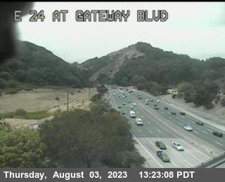 TV606 -- SR-24 : Gateway Blvd