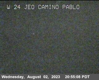 TV607 -- SR-24 : W24 JEO Camino Pablo