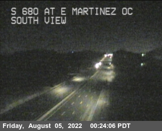 TV797 -- I-680 : AT PACHECO BL