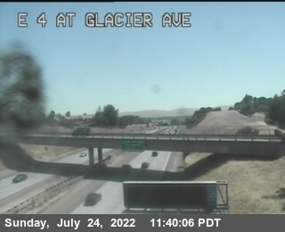 TV831 -- SR-4 : AT GLACIER AV