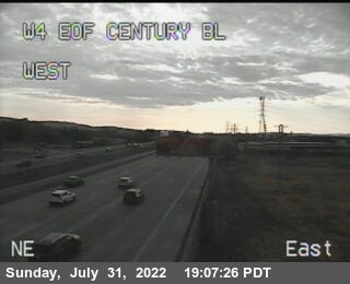 TV853 -- SR-4 : East Of Century Blvd