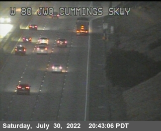 TV970 -- I-80 : Just West Of Cummings Skwy