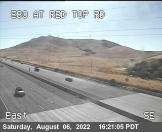 TV980 -- I-80 : Red Top Road