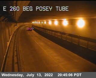 TVA02 -- SR-260 : Posey Tube Tunnel Entrance