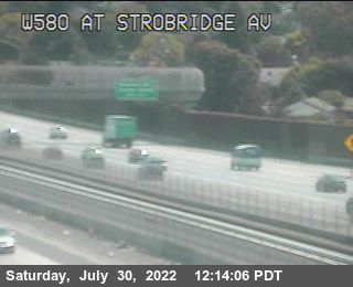 TVA17 -- I-580 : Strobridge Avenue