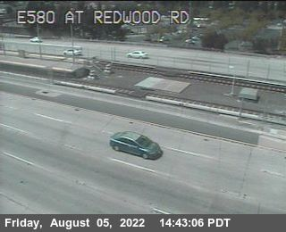 TVA18 -- I-580 : Redwood Road