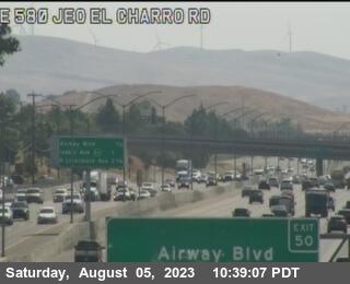 TVA24 -- I-580 : East Of El Charro Road