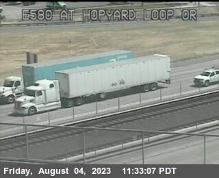 TVA55 -- I-580 : Hopyard Loop Onramp