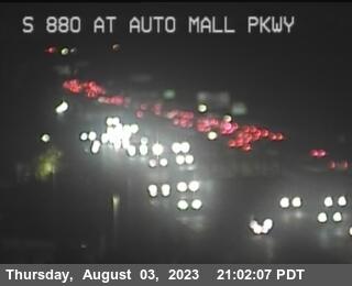 TVA62 -- I-880 : S880 at Auto Mall Pkwy