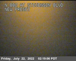 TVA63 -- I-880 : Stevenson Boulevard