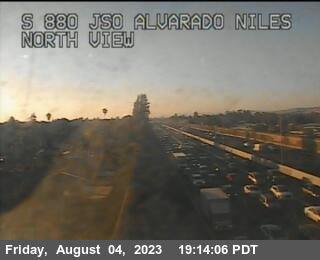 TVB14 -- I-880 : South of Alvarado Niles