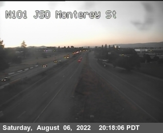 TVB40 -- US-101 : Carnadero Creek