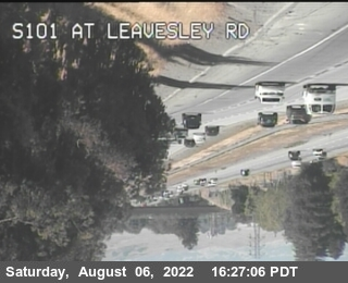 TVB65 -- US-101 : Leavesley Road