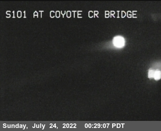 TVB68 -- US-101 : Coyote Creek Bridge
