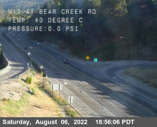 CA SR-17 South @ Bear Creek Rd