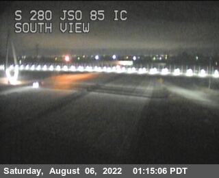 TVC43 -- I-280 : Just South Of SR-85
