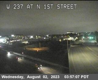 TVC98 -- SR-237 : North First Street