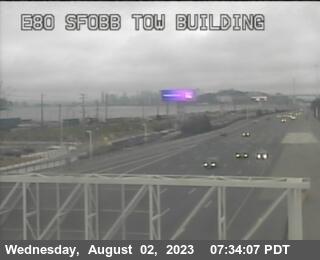 TVD11 -- I-80 : Sfobb Tow Building