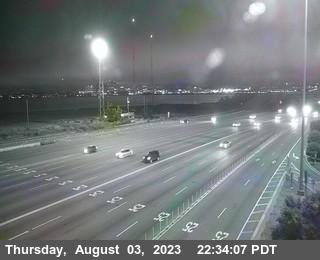 TVD13 -- I-80 : Toll Plaza
