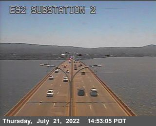 TVE03 -- SR-92 : San Mateo Bridge Substation 2
