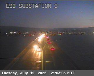 TVE03 -- SR-92 : San Mateo Bridge Substation 2