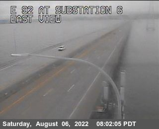 TVE07 -- SR-92 : San Mateo Bridge Substation 6