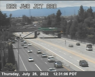 TVE14 -- SR-92 : Just West Of I-880