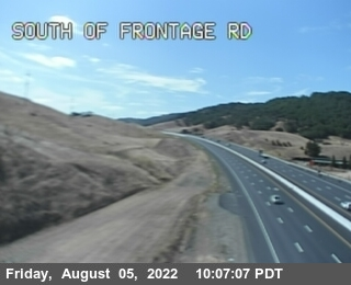 TVE96 -- US-101 : S OF FRONTAGE RD