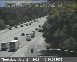 TVF01 -- I-680 : Stoneridge Drive
