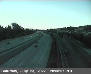 TVF12 -- I-680 : Just North Of Sycamore Valley Road