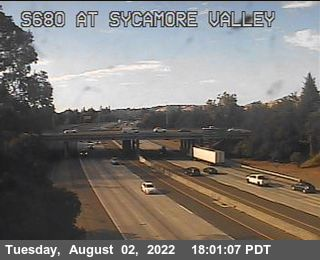 TVF13 -- I-680 : Sycamore Valley Road