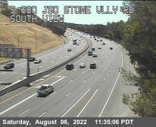 TVF18 -- I-680 : JSO STONE VALLEY