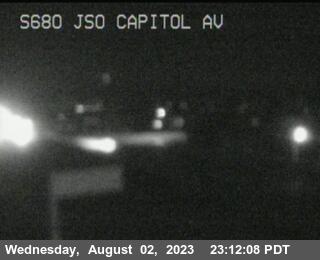 TVF54 -- I-680 : Jose Capitol  Avenue