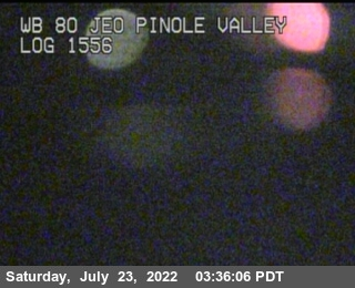 TVH36 -- I-80 : Before Pinole Valley Road