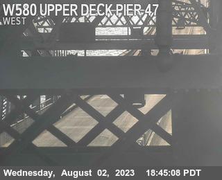 TVR04 -- I-580 : Upper Deck Pier 47
