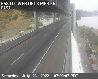 TVR43 -- I-580 :  Lower Deck Pier 66