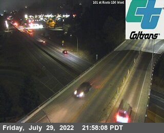 SR-156 West : US-101