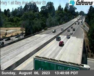 SR-1 : Bay Ave / Porter St