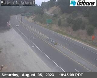 SR-68 : West of Josselyn Canyon Road