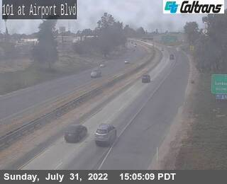 US-101 : Airport Blvd