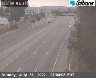 US-101 : Betteravia Rd