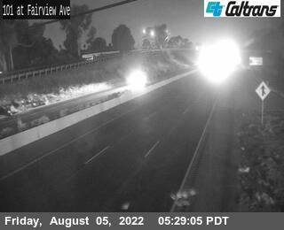 US-101 : Fairview Avenue