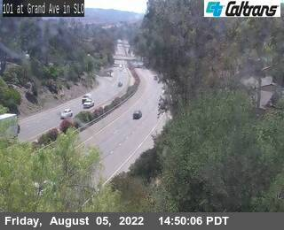 US-101 : Grand Avenue SLO