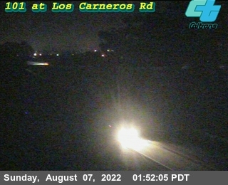 US-101 : Los Carneros Road